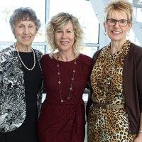Fran Senory, Stacie Miller & Karen Krymski