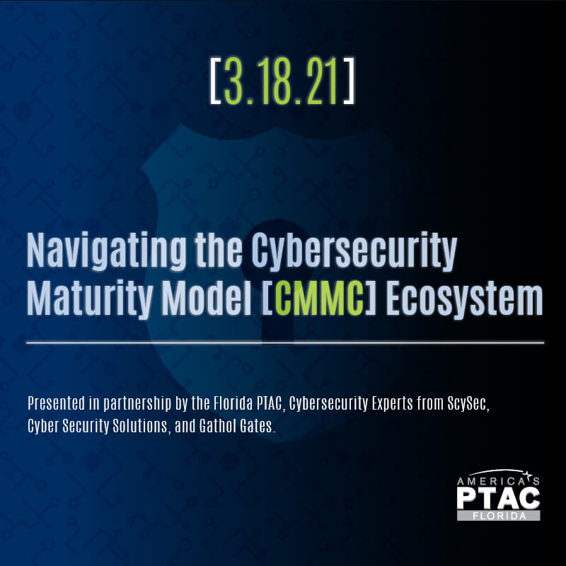 Navigating the Cybersecurity Maturity Model Ecosystem - 3.18.21